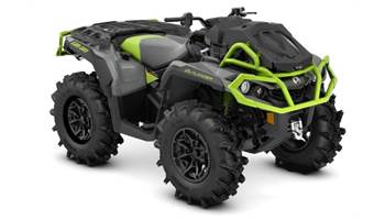 2020 ATV OUTLANDER XMR 850 GG/B/MG 20