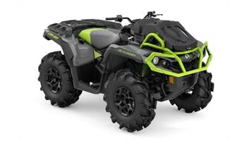 2020 ATV OUTLANDER XMR 650 GG/B/MG 20