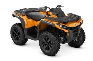 ATV OUTLANDER DPS 850 OC 20