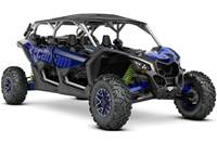 2020 Can-Am Maverick™ X3 MAX X rs Turbo RR Silver/Blue/Green