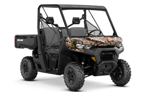 2020 Defender DPS™ HD5 Oak/Camo