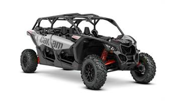 2020 Maverick™ X3 MAX Turbo Hyper Silver & Can-Am Red
