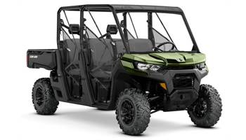 2020 Defender MAX DPS™ HD8 Boreal Green