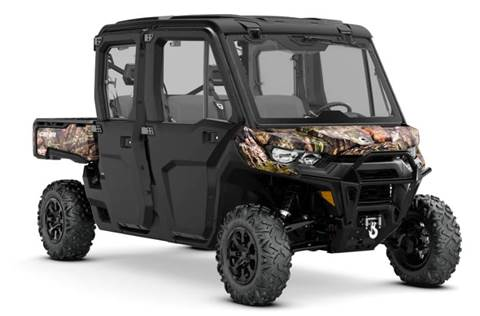 2020 Defender MAX XT™ Cab HD10 Oak/Camo