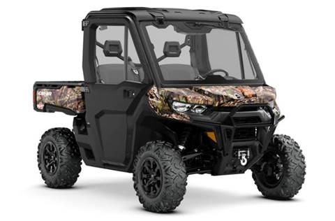 2020 Defender XT™ Cab HD10 Oak/Camo