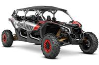 2020 Can-Am Maverick™ X3 MAX X rs Turbo RR Gold/Red/Silver