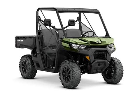 2020 Defender DPS™ HD8 Boreal Green