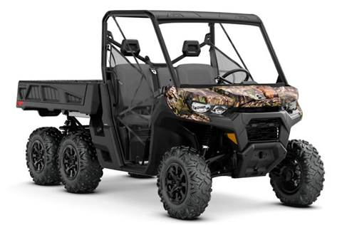 2020 Defender 6x6 DPS™ HD10 Oak/Camo