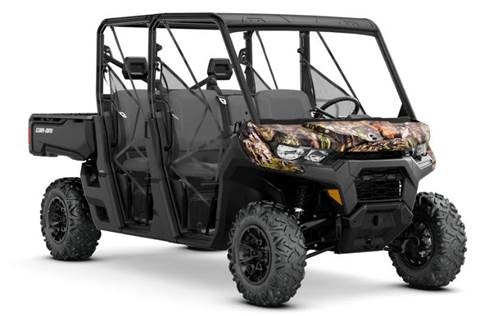 2020 Defender MAX DPS™ HD8 Oak/Camo
