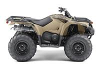 2020 Yamaha Kodiak 450 - Fall Beige w/Realtree Edge