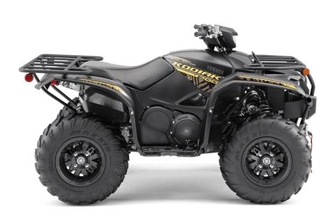 2020 Kodiak 700 EPS SE - Titanium Bronze/Tactical Black