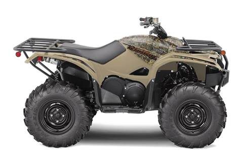 2020 Kodiak 700 - Fall Beige w/Realtree Edge