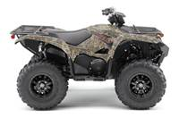 2020 Yamaha Grizzly EPS - Realtree Edge