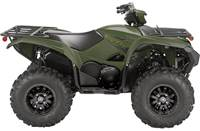2020 Yamaha Grizzly EPS with Aluminum Wheels
