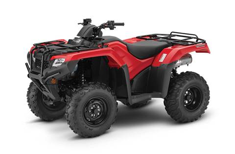 2020 TRX420 DCT IRS EPS