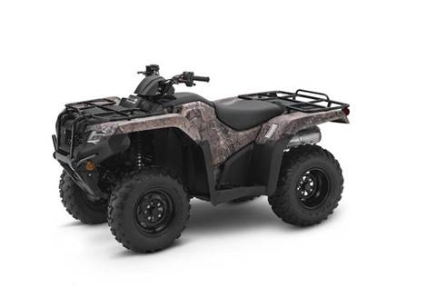 2020 FourTrax Rancher 4x4 Automatic DCT IRS EPS - Camo