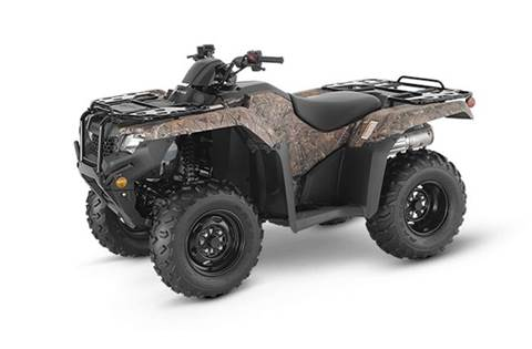 2020 FourTrax Rancher 4x4 EPS - Honda Phantom Camo®