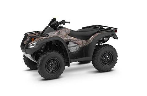 2020 FourTrax Rincon - Honda Phantom Camo®