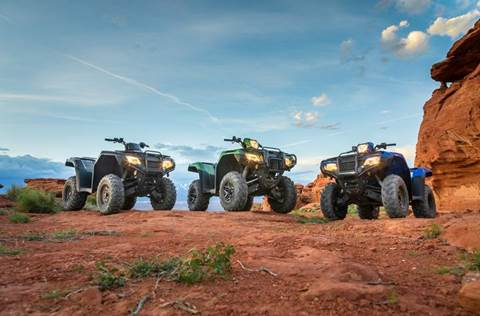 2020 FourTrax Rancher 4x4 Automatic DCT IRS EPS