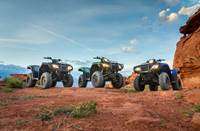 2020 Honda FourTrax Rancher 4x4 ES