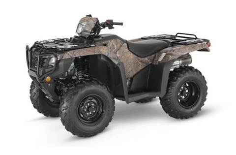 2020 FourTrax Foreman 4x4 EPS - Honda Phantom Camo®