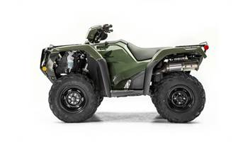 2020 FourTrax Foreman Rubicon 4x4 Auto DCT EPS Deluxe