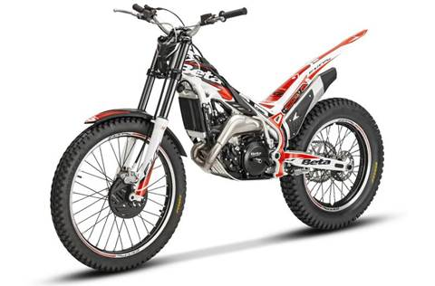 New Beta Motorcycles Trial Models For Sale in Groton, CT