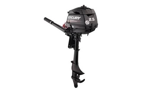 2020 FourStroke 2.5 HP - 15 in. Shaft