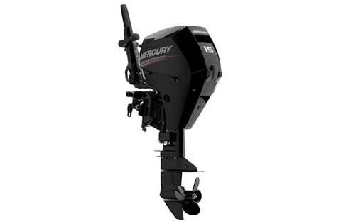2020 FourStroke 15 HP EFI - 25 in. Shaft