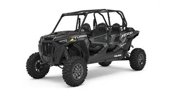 2020 RZR XP 4 Turbo - Stealth Black