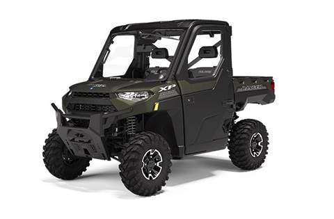 2020 RANGER XP® 1000 NorthStar Edition Matte Sage Green