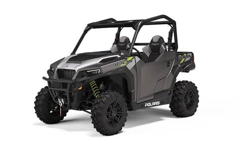 2020 Polaris GENERAL® 1000 Premium Matte Titanium Metallic