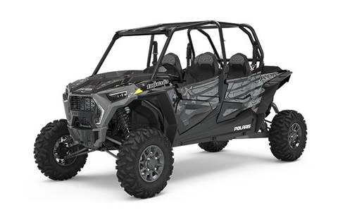 2020 RZR XP® 4 1000 Limited Edition Onyx Black LE