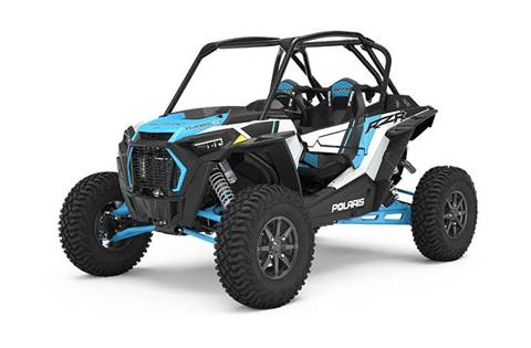 2020 RZR XP® Turbo S Velocity Matte White