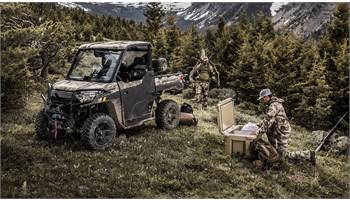2020 RANGER XP® 1000 Premium Polaris® Pursuit® Camo
