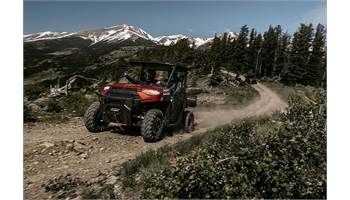 2020 Ranger XP 1000 EPS Premium - Orange