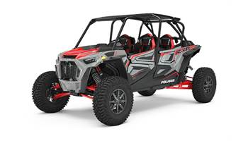 2020 RZR XP® 4 Turbo S Ghost Gray