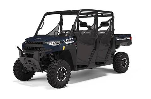 2020 RANGER CREW® XP 1000 Premium Steel Blue Metallic