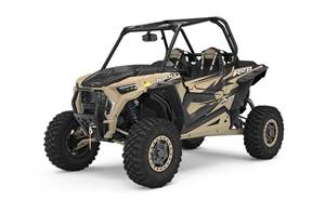 RZR1000 XP Rocks and Trail