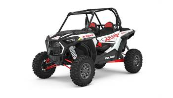 2020 RZR XP 1000 WHITE LIGHTNING