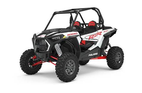 2020 RZR XP® 1000 White Lightning