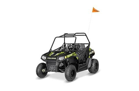 2020 RZR® 170 EFI - Lime Squeeze/Cruiser Black