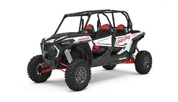 2020 RZR XP® 4 1000 White Lightning