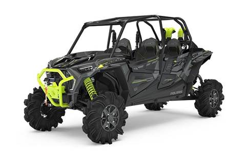 2020 RZR XP® 4 1000 High Lifter Stealth Gray