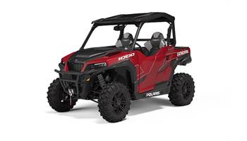 2020 Polaris GENERAL® 1000 Deluxe Sunset Red