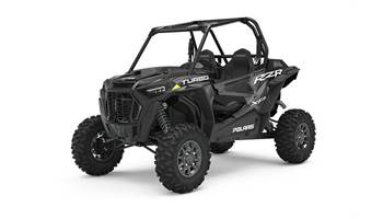 2020 RZR XP® Turbo Stealth Black