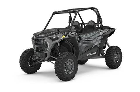 2020 RZR XP® 1000 Limited Edition Onyx Black LE