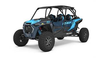 2020 RZR XP® 4 Turbo S Matte Navy