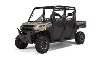2020 RANGER CREW 1000 XP PREMIUM SAND METALLIC - WINTER PREP PACKAGE - FACTORY CHOICE