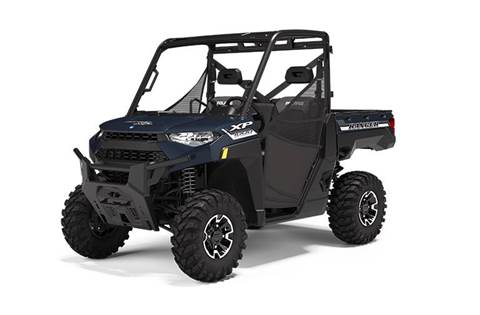 2020 RANGER XP® 1000 Premium Steel Blue Metallic